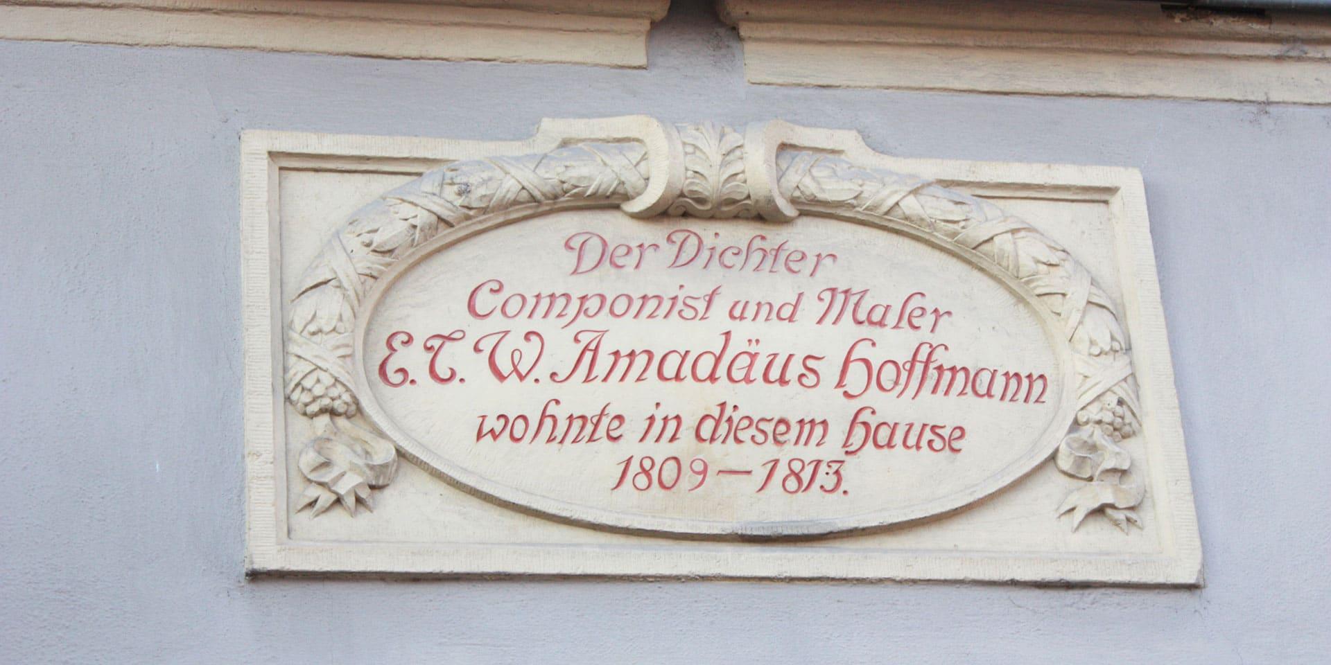 eta hoffmann haus - E.T.A. Hoffmann Haus Bamberg