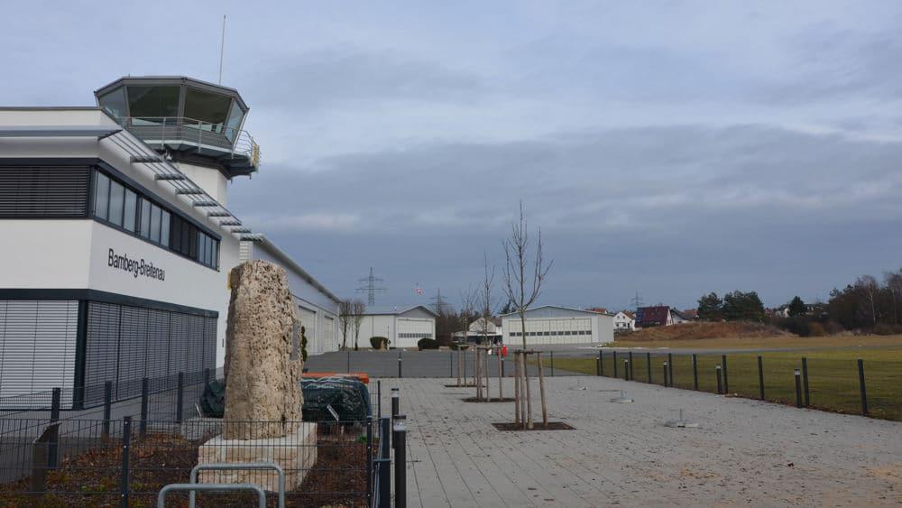 flugplatz bamberg
