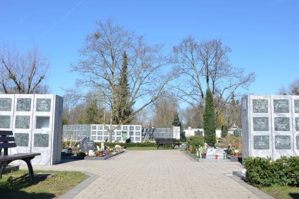 hauptfriedhof bamberg