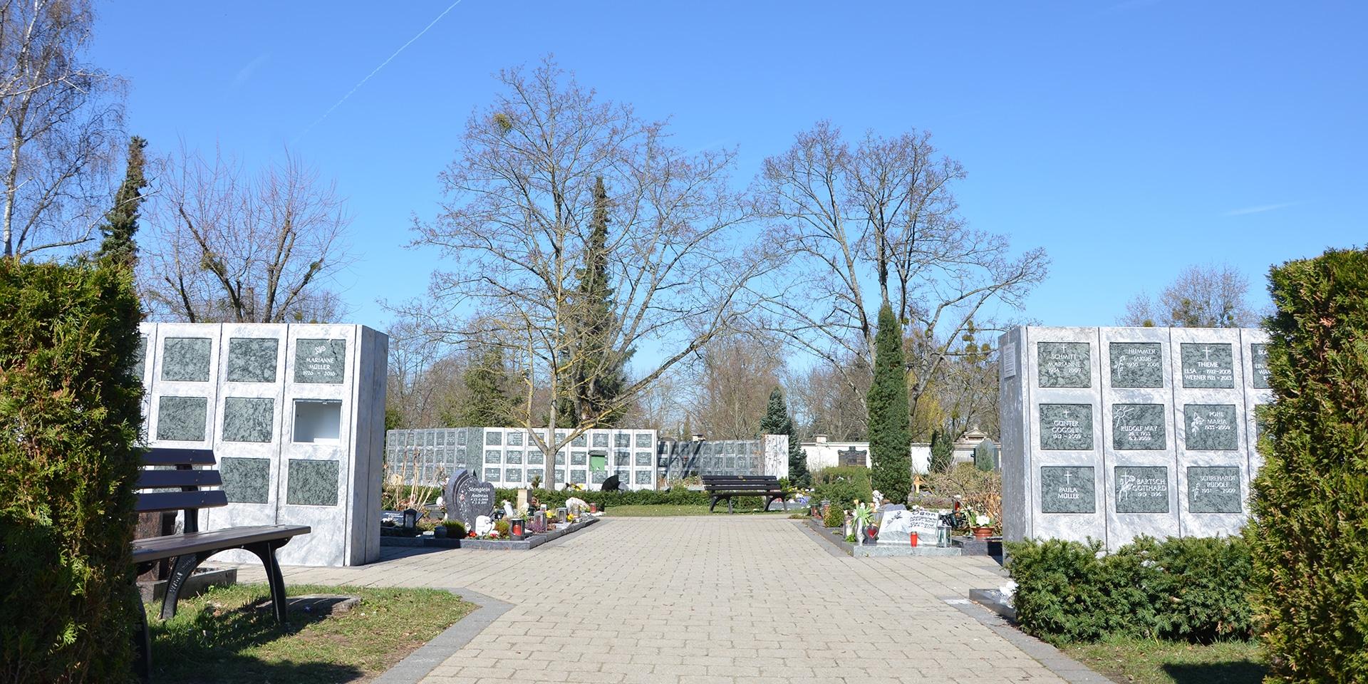 hauptfriedhof bamberg - Hauptfriedhof