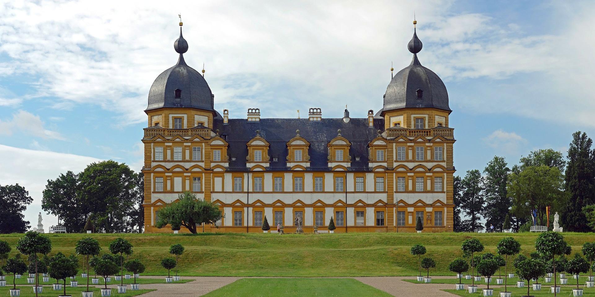 schloss seehof - Schloss Seehof