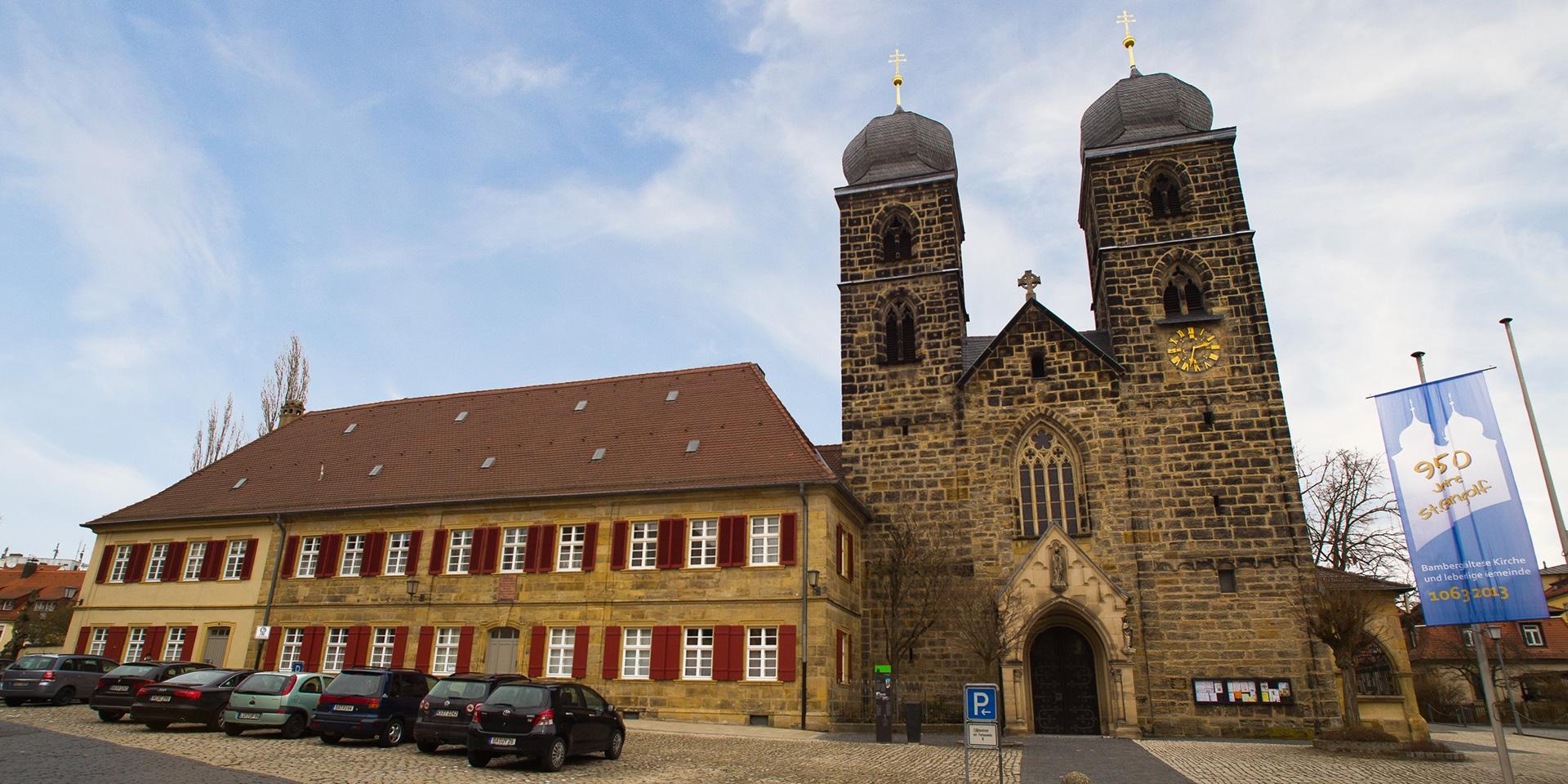 st gangolf bamberg - St. Gangolf