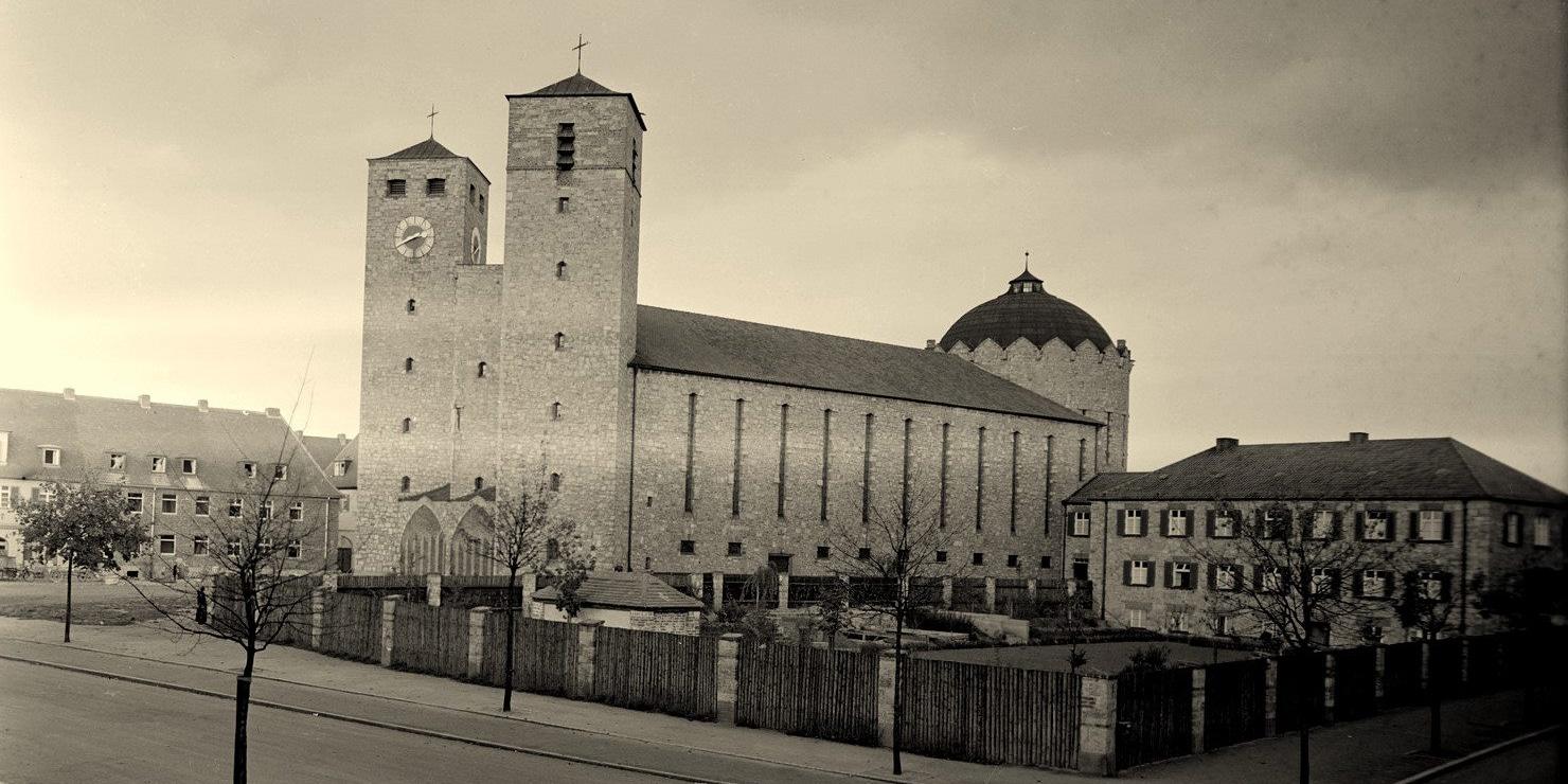 st heinrich bamberg - St. Heinrich