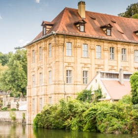 wasserschloss concordia bamberg 280x280 - Sehenswürdigkeiten Bamberg