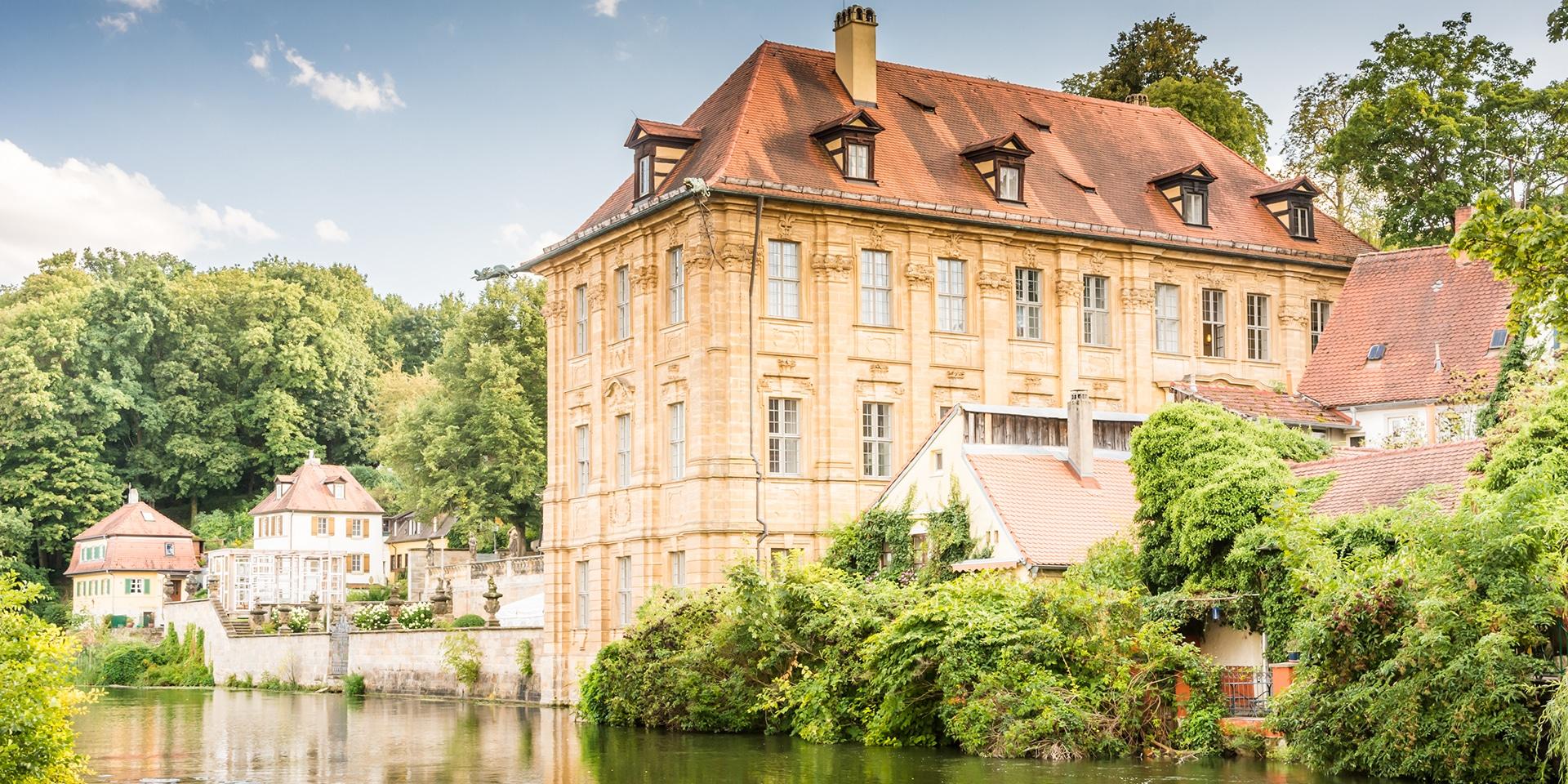 wasserschloss concordia bamberg - Wasserschloss Concordia