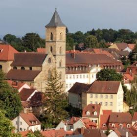 karmelitenkloster st theodor 280x280 - Sehenswürdigkeiten Bamberg