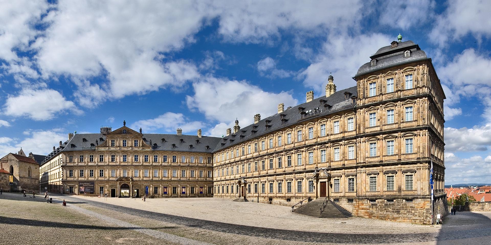 neue residenz bamberg - Neue Residenz