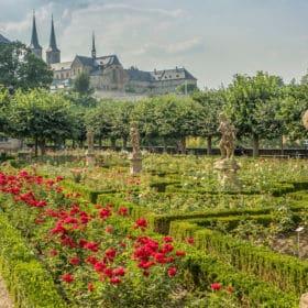 rosengarten bamberg 280x280 - Sehenswürdigkeiten Bamberg