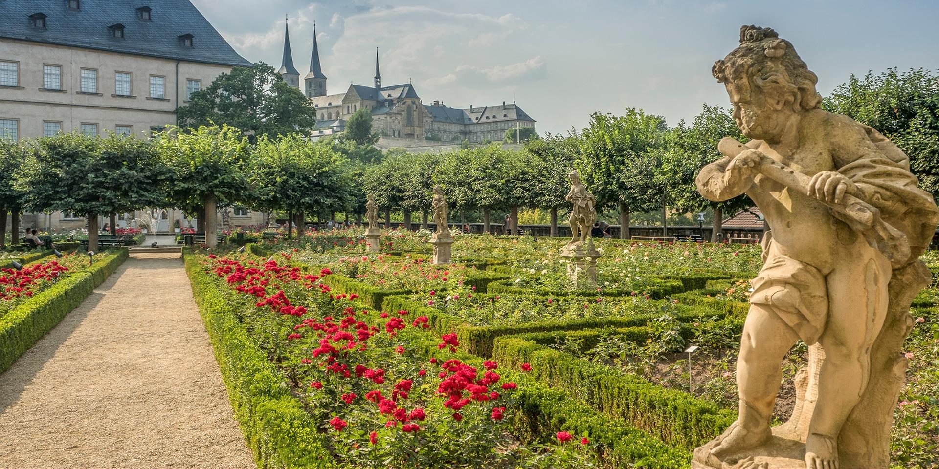rosengarten bamberg - Rosengarten